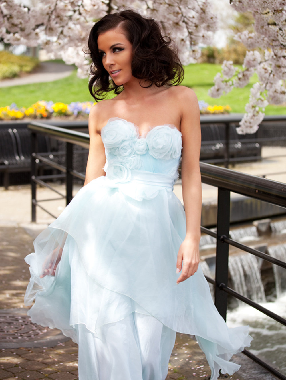 Brides-style-guide-white-aisle-dressing-by-wedding-style-claire-lafaye-light-blue-gown.full
