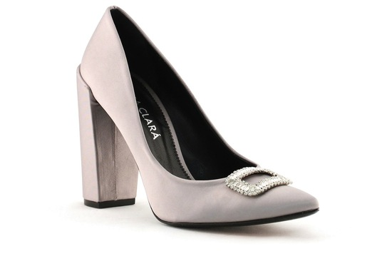 wedding shoes bridal heels by Rosa Clara 2013 colored soft lilac