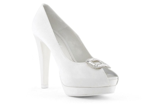 wedding shoes bridal heels by Rosa Clara 2013 121