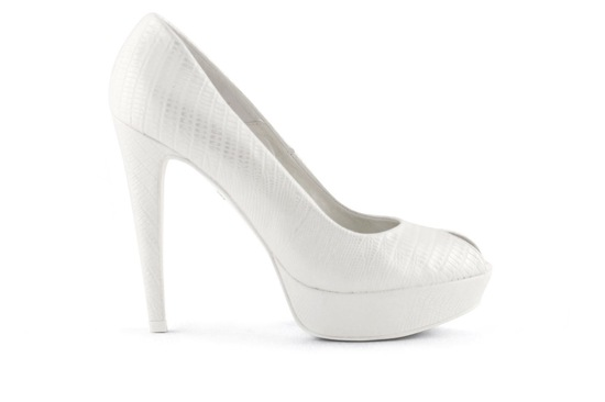 wedding shoes bridal heels by Rosa Clara 2013 120