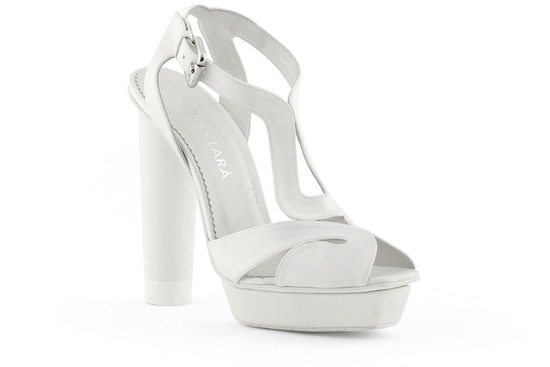 wedding shoes bridal heels by Rosa Clara 2013 12