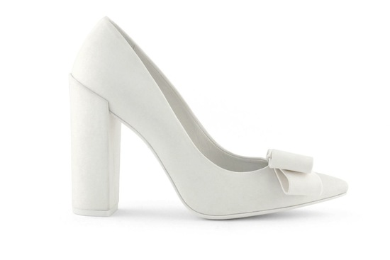 wedding shoes bridal heels by Rosa Clara 2013 3
