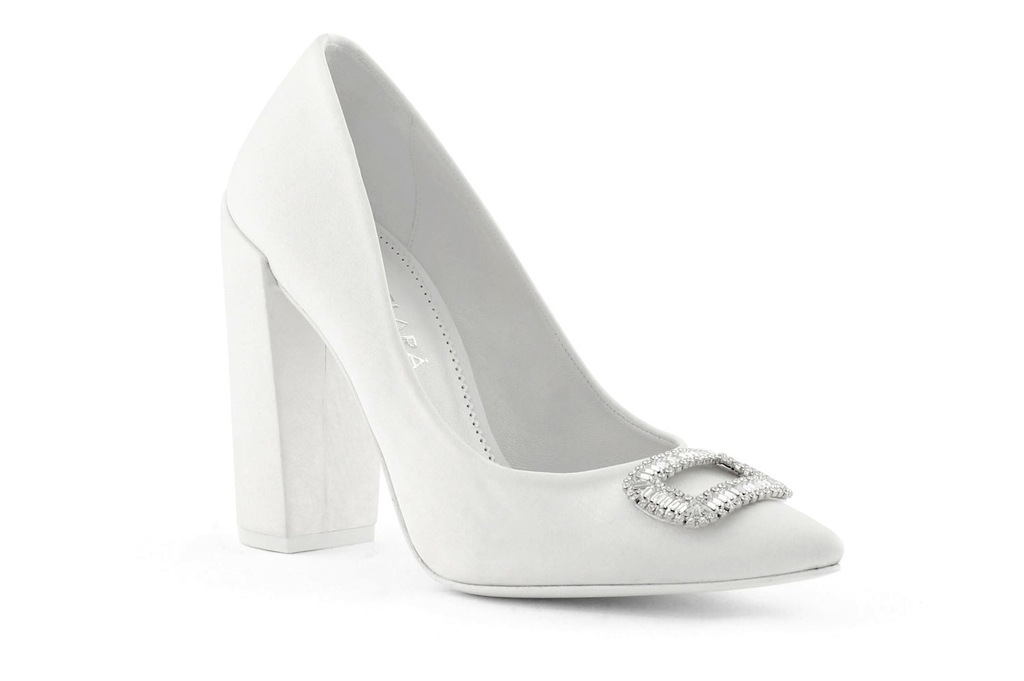 wedding shoes bridal heels by Rosa Clara 2013 4