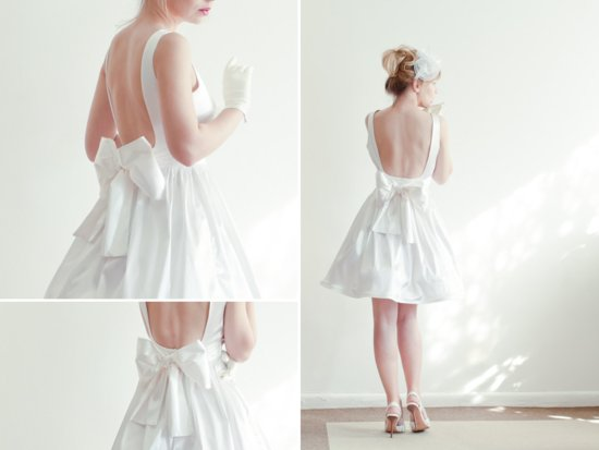 handmade LWD open back
