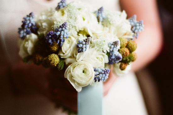 Anthropologie inspired wedding for vintage romantic brides bridal bouquet