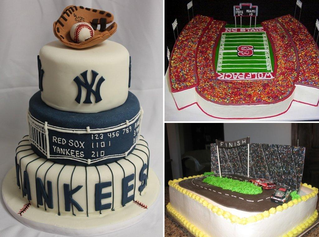 Sports-themed-grooms-cakes-baseball-nascar.full