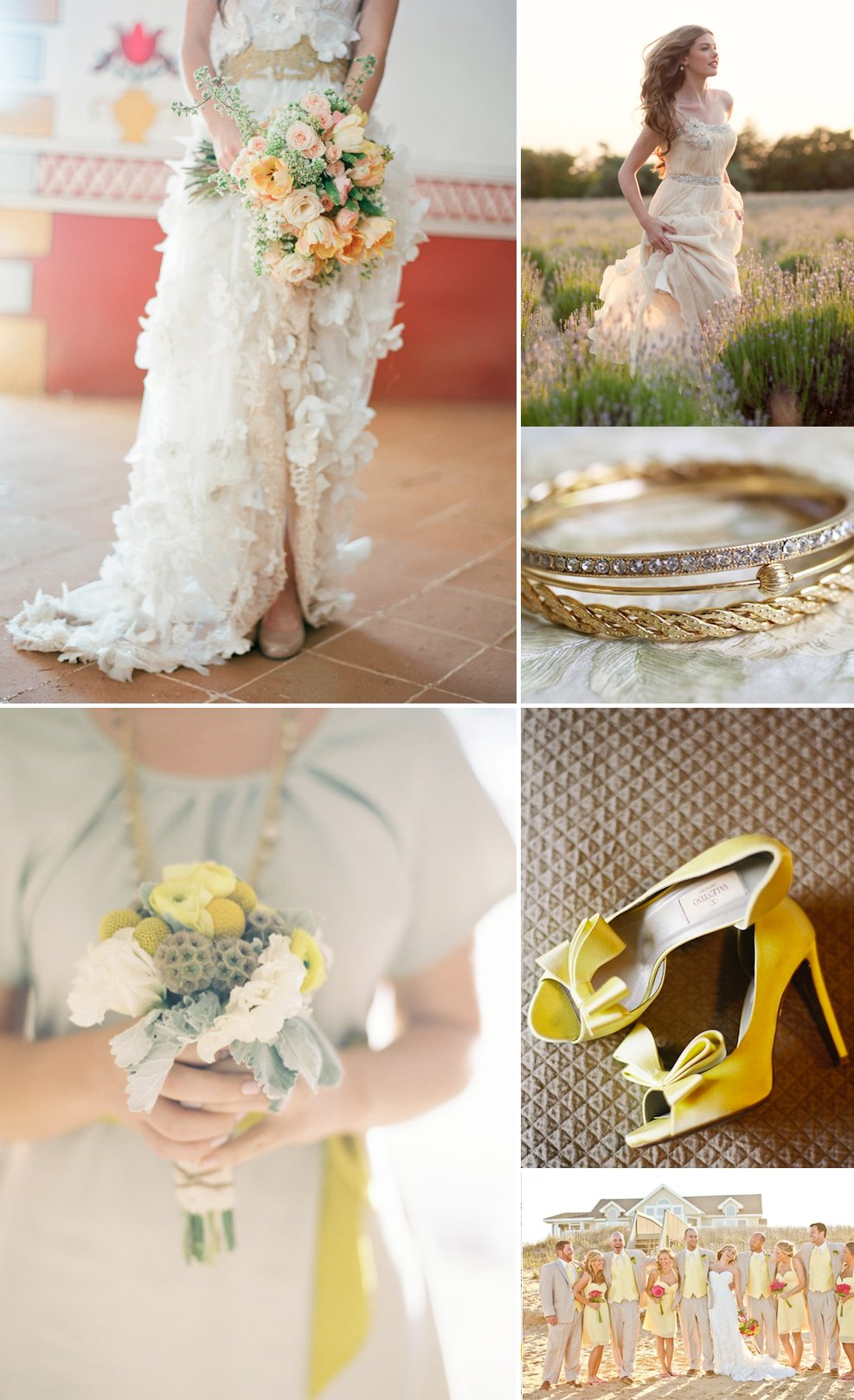 Romantic-wedding-color-inspiration-taupe-yellow-ecru-3.full