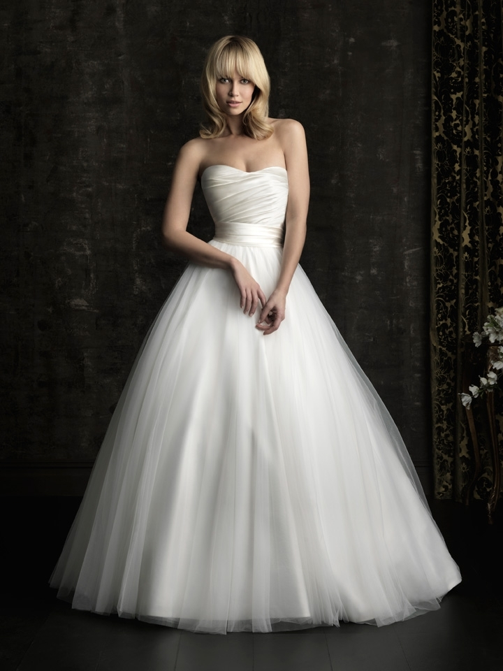 photo of 15 Wedding Gowns to Fall For from Allure Bridals