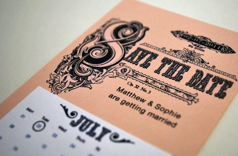Unique-wedding-save-the-dates-calendar-design-invitations-on-etsy-vintage-inspired.full
