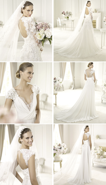 Gorgeous elie saab bridal gowns 2013 wedding dress details for Elie saab wedding dress 2013