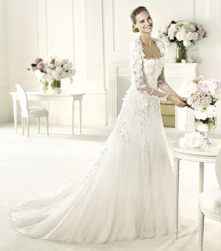 Elie saab wedding dress rental - Fashion wedding dress