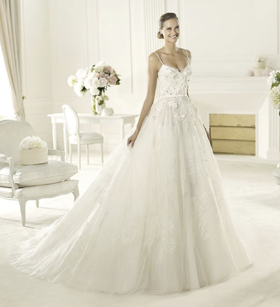 photo of Elie Saab for Pronovias