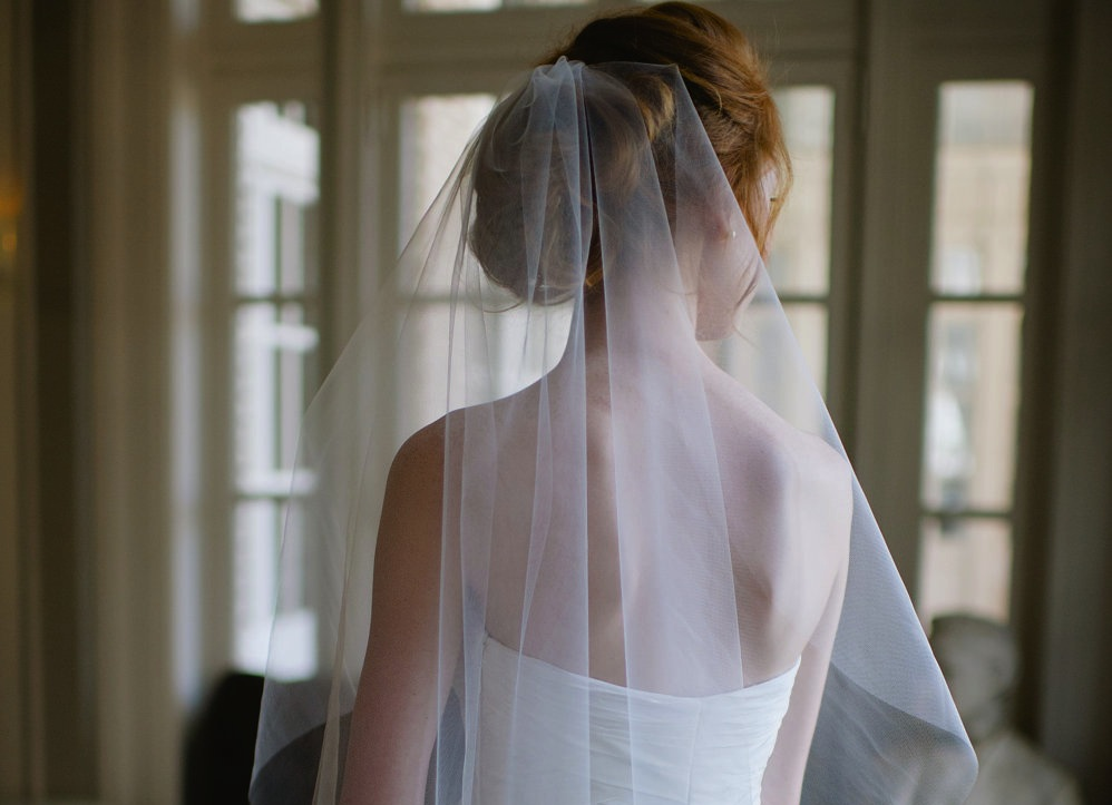 Types of Wedding Veils - Waltz Veils