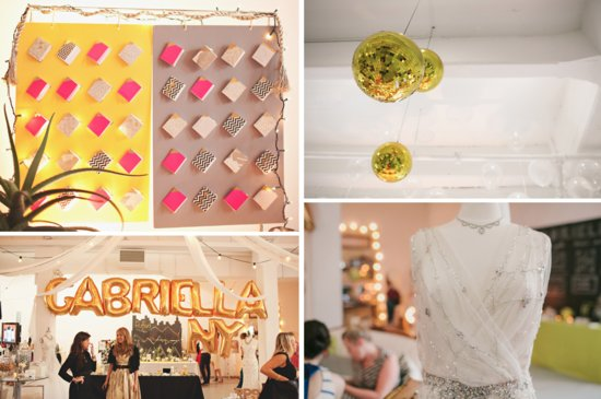 wedding decoration inspiration downtown NYC