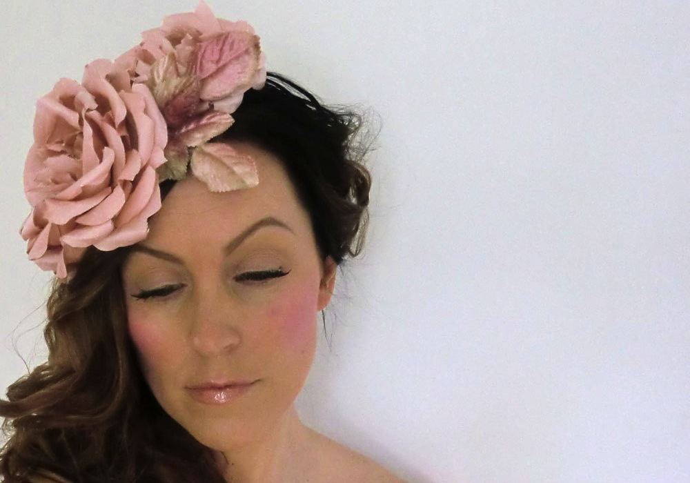 Romantic-wedding-color-inspiration-soft-mauve-from-etsy-blooming-headband.full