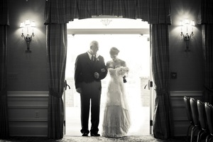 photo of Charming Country Club Wedding in Georgia