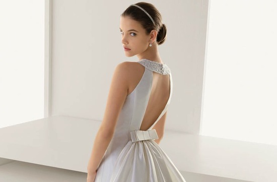 2013 wedding dresses beautiful statement backs by Rosa Clara 4