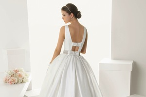 photo of Statement Back Wedding Dresses: Nothing Short of Spectacular