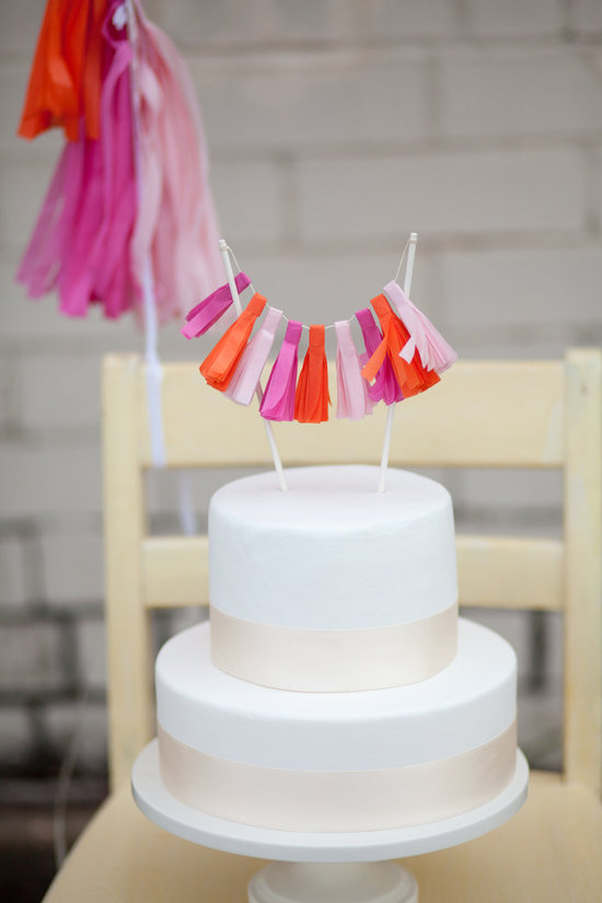 simple chic wedding cakes picked by Brooklyn Bride 2