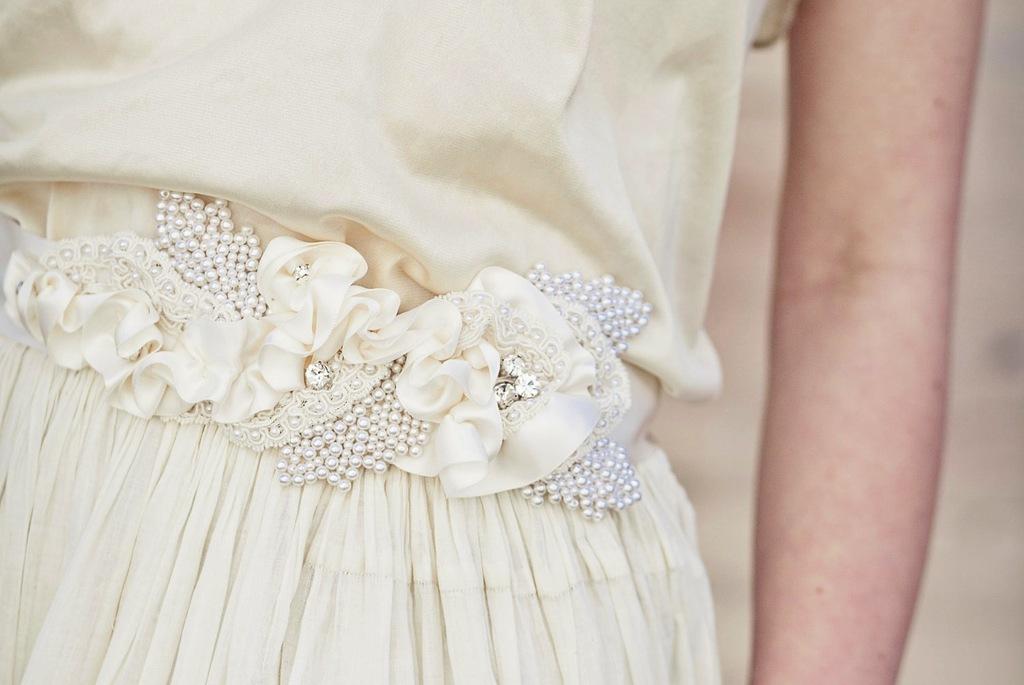 Pearl Wedding Accessories Handmade Etsy Finds Bridal Sash 2