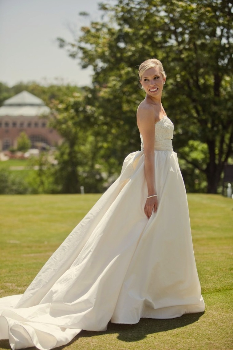 Two-In-One Wedding Dress on OneWed