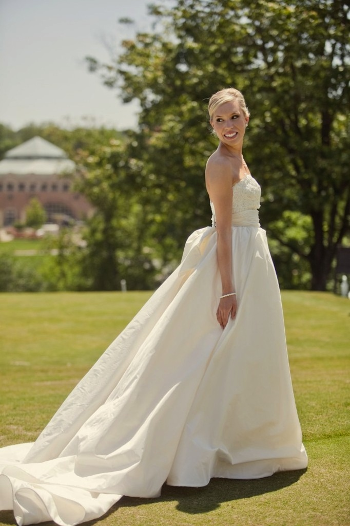 photo of 10 Incredibly Gorgeous Transforming Wedding Dresses from 2013 Bridal Collections