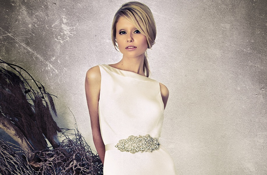 2013 wedding dresses by Sarah Janks elegant bridal gowns 10