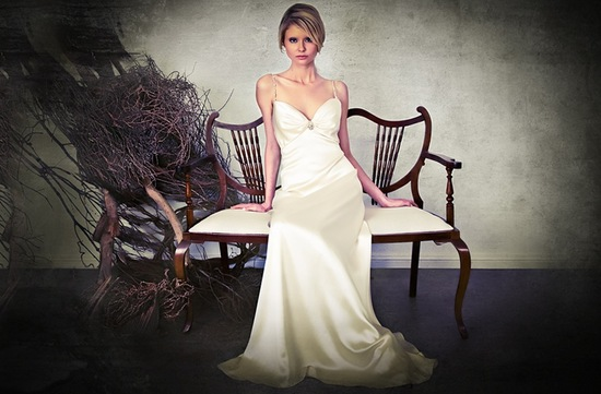 2013 wedding dresses by Sarah Janks elegant bridal gowns 5