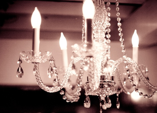 wedding details reception decor inspiration by Jerri Woolworth sparkling chandelier