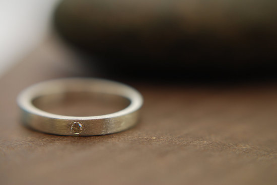 wedding bands your groom will love unique wedding rings from Etsy 6