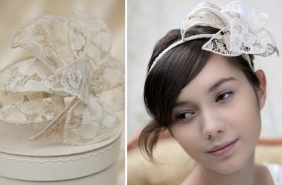 beautiful bridal hair accessories Parant Parant wedding headband 4