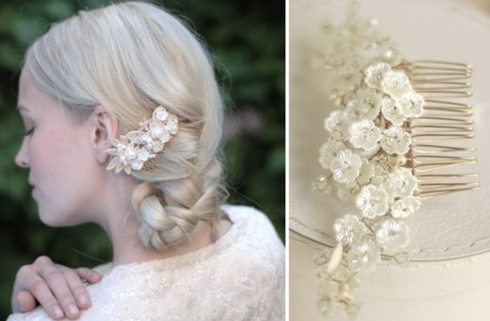 beautiful bridal hair accessories Parant Parant wedding headband 7