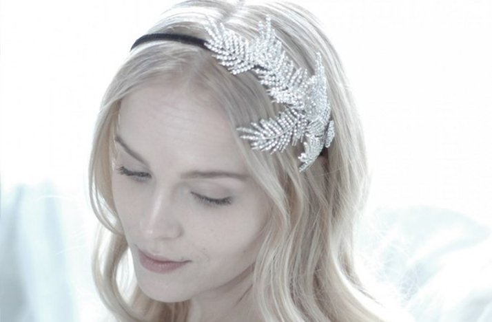beautiful bridal hair accessories Parant Parant wedding headband 9
