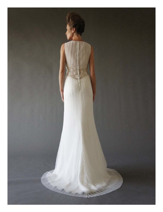 fall 2012 wedding dress Cocoe Voci bridal gowns 9