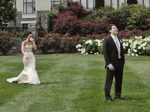 photo of Elegant & Romantic Early Summer Wedding