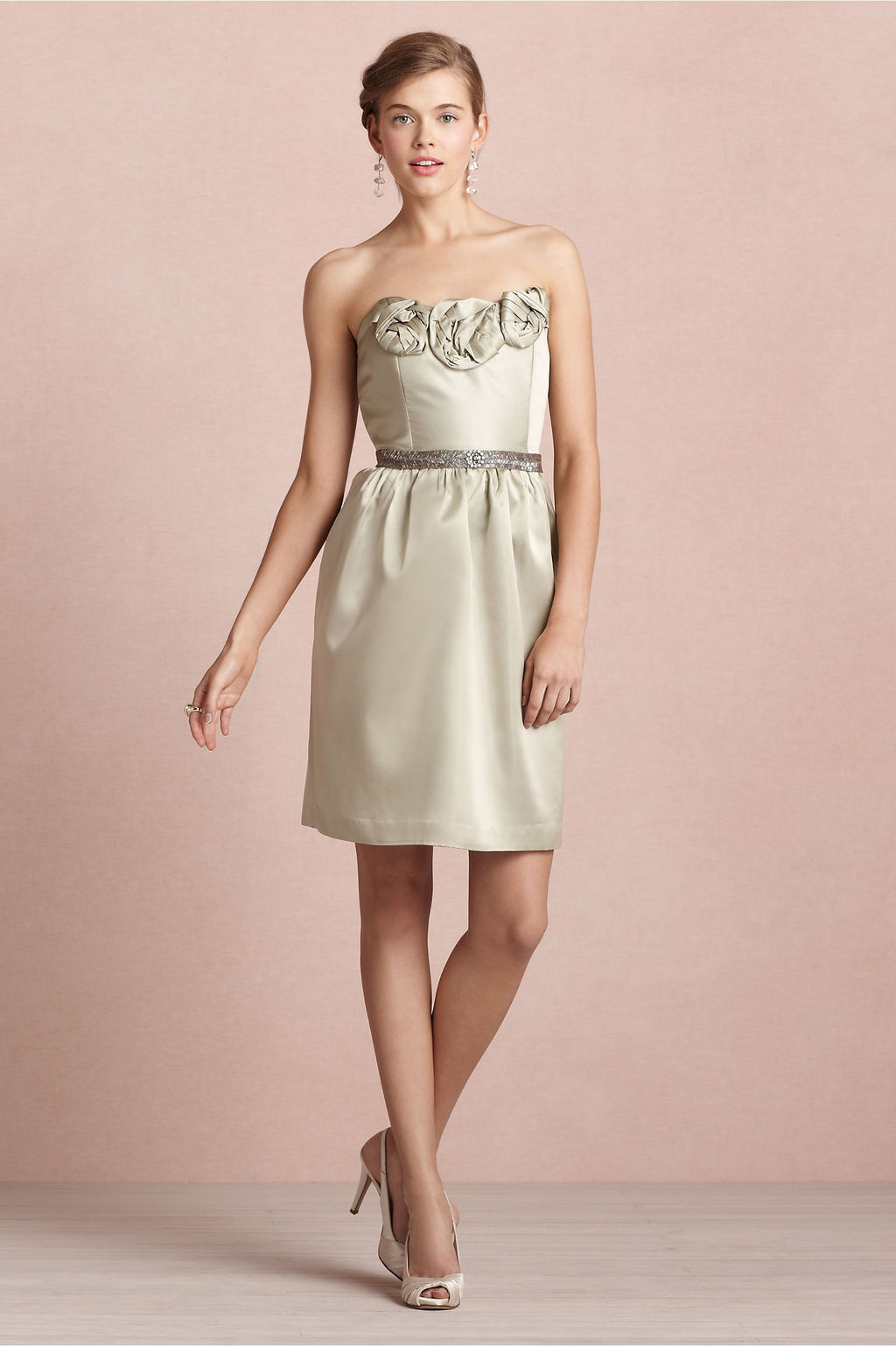 covetable bridesmaid dresses from BHLDN 2013 bridal party style ...