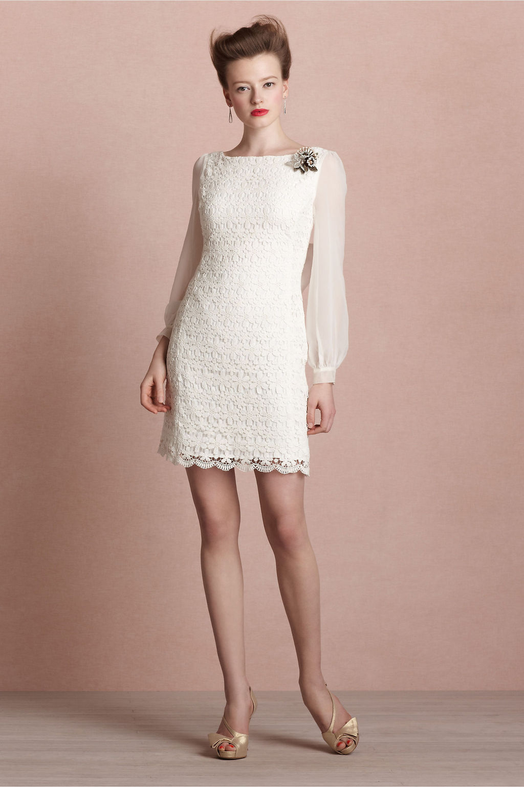 Covetable-bridesmaid-dresses-from-bhldn-2013-bridal-party-style-ivory-sheer-sleeves.full