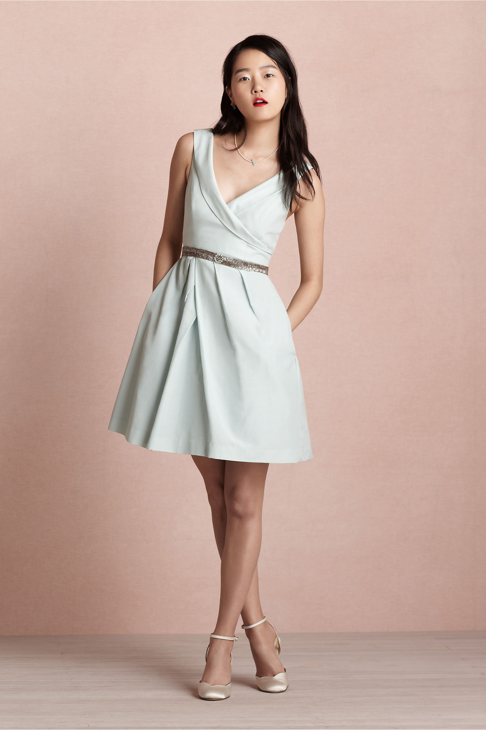 Covetable bridesmaid dresses from bhldn 2013 bridal party for Dresses for reception weddings