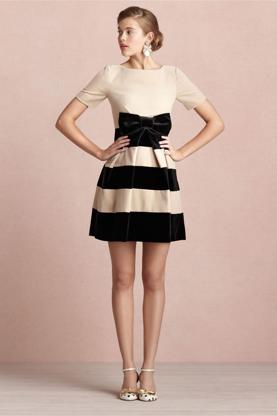 covetable bridesmaid dresses from BHLDN 2013 bridal party style black cream