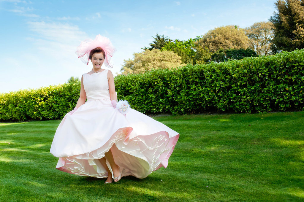 Unique-wedding-dresses-non-white-bridal-gown-1950s-inspired-light-pink-ivory.full
