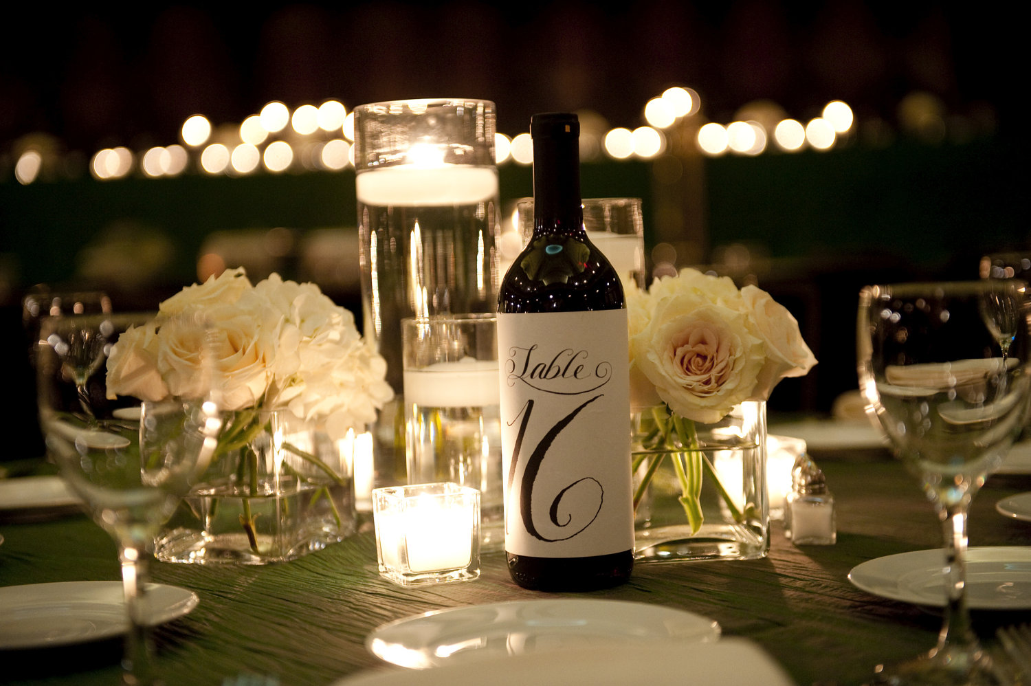 Personalized Wedding Ideas Custom Wine Labels For The Reception Calligraphied