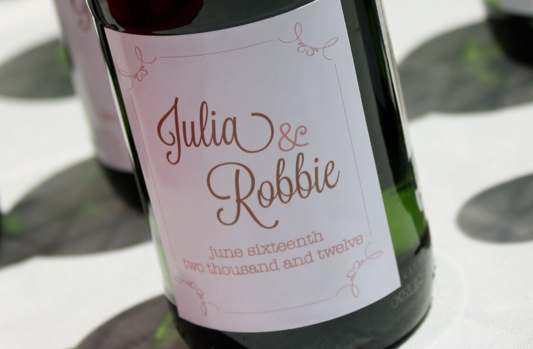 Custom Wine Labels For Wedding Gift : Personalized-wedding-ideas-custom-wine-labels-for-the-reception-3 ...