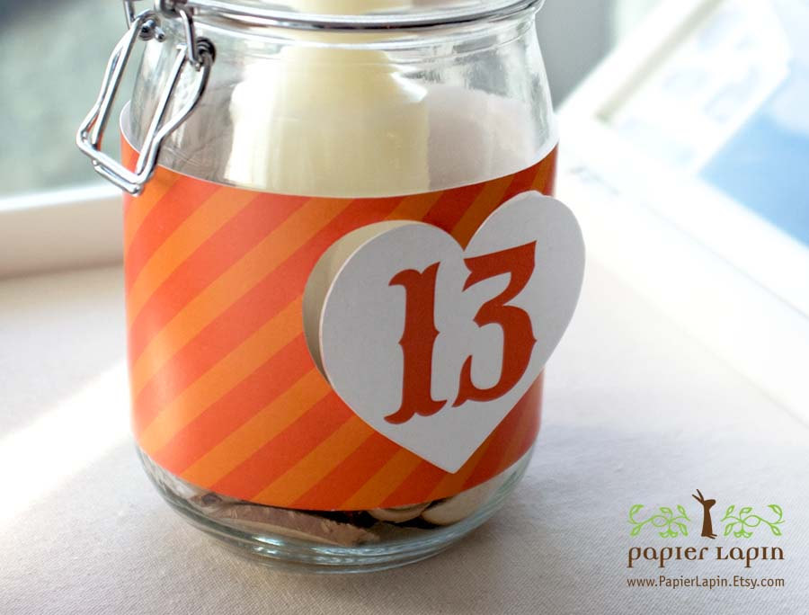 Heart-shaped-wedding-theme-reception-table-numbers-orange.full