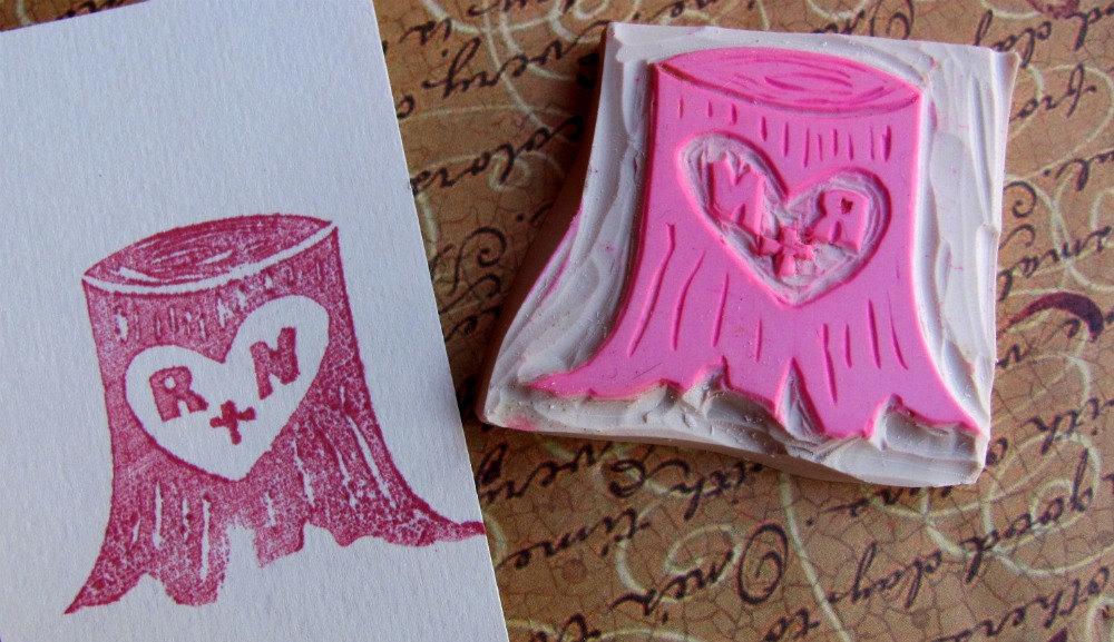 Heart-infused-wedding-ideas-handmade-weddings-by-etsy-custom-stamp.full