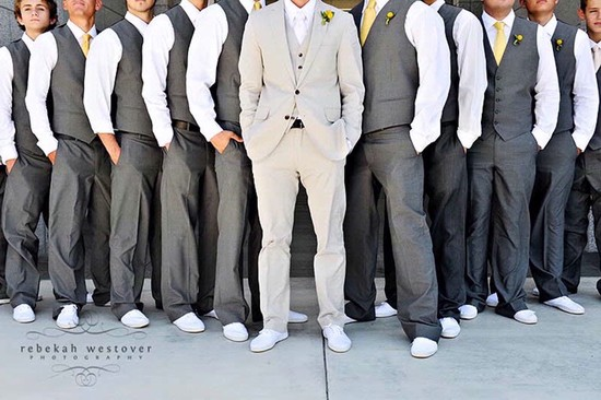 choosing your groomsmen wedding planning for grooms