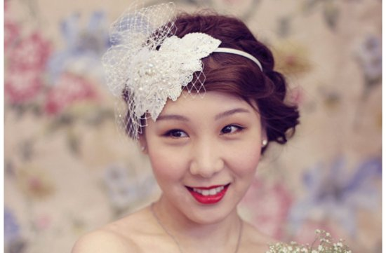wedding hair accessories for brides seeking the unique bridal headbands 3