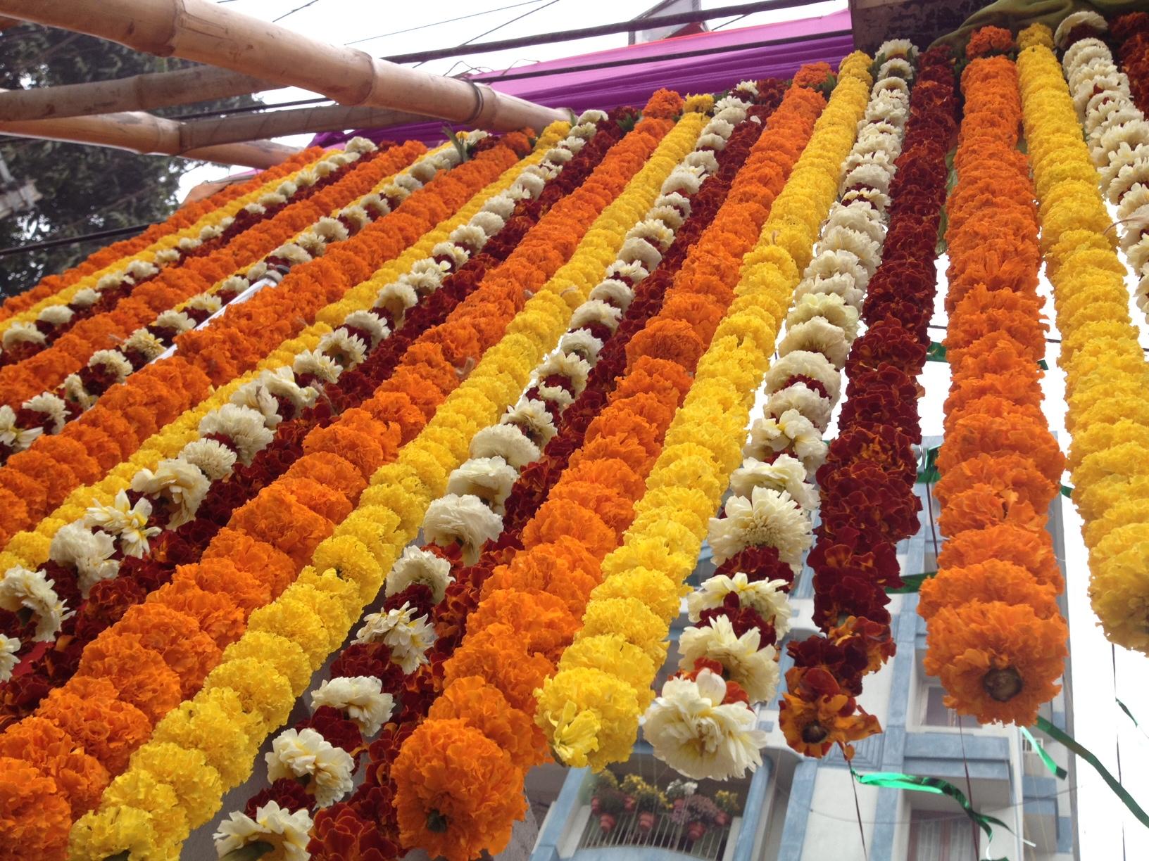Image result for Wedding Arrangements: south indian