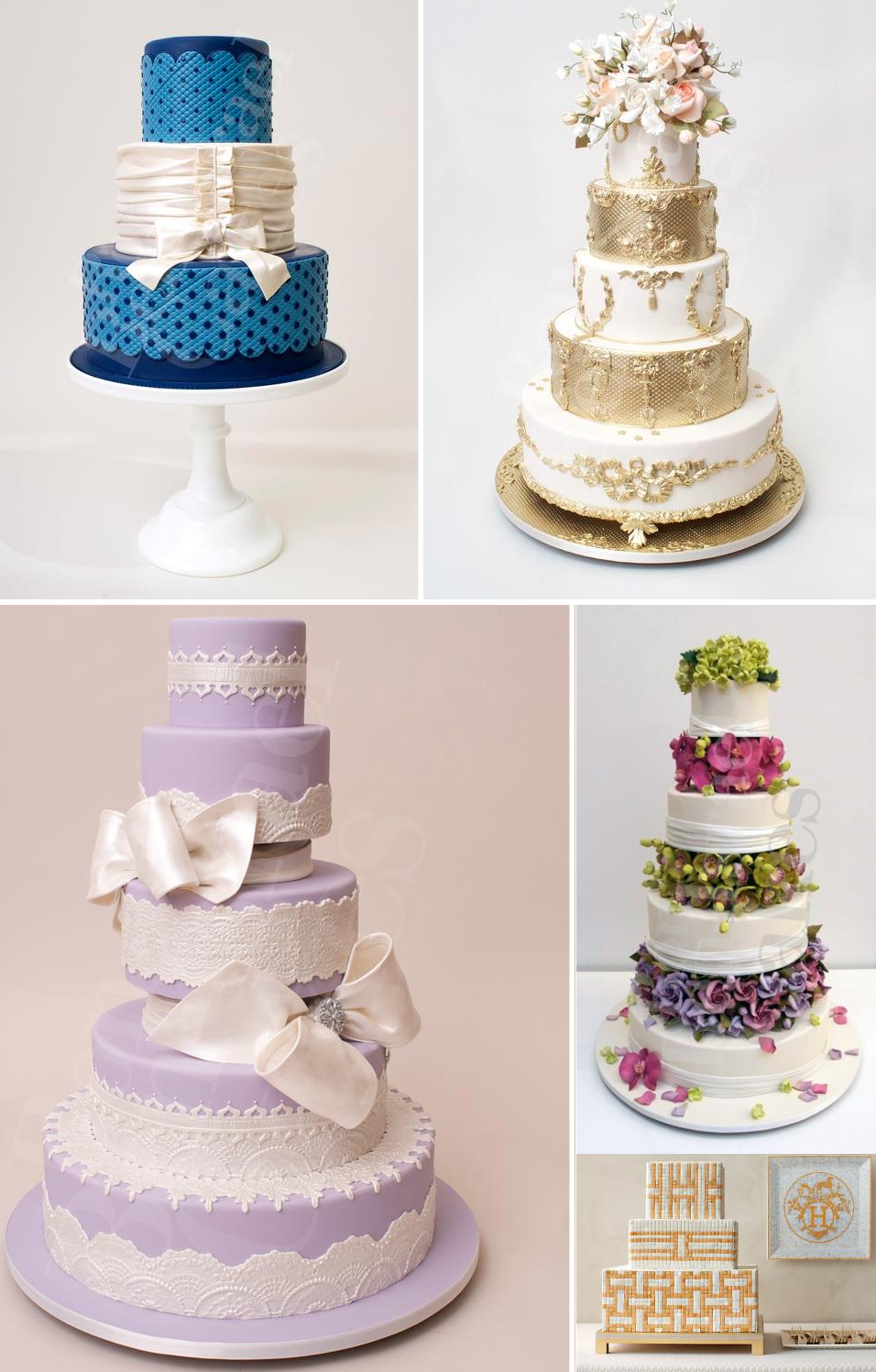 Wedding Cake Inspiration From NYC Ron Ben Isreal Cakes 1