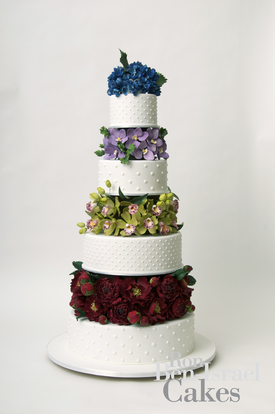 wedding cake inspiration Ron Ben Isreal wedding cakes 1