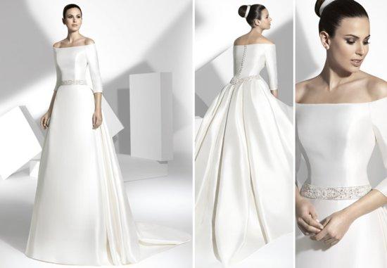 2013 wedding dress Franc Sarabia bridal gowns Spanish designers 156 448e8de3f